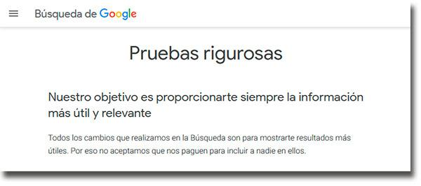 Google EAT Conquista internet Bilbao